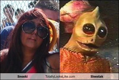 Sleestak,snooki