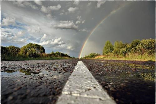 Moment Of Win,no passing,omg-what-does-it-mean,rainbow,road