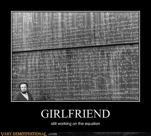 chalk equations girlfriend Hall of Fame loneliness math nerds Sad school