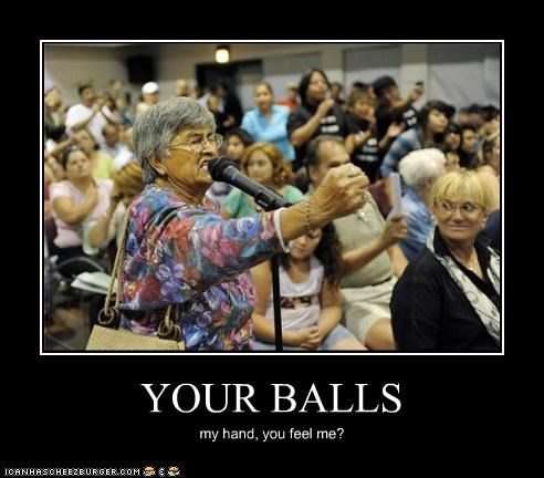 demotivational funny lolz old lady rage - 3824150272