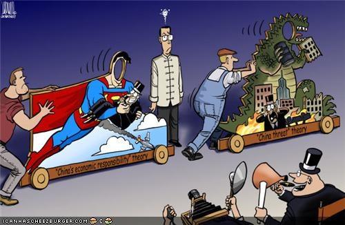 cartoons China foreign funny news - 3825169408