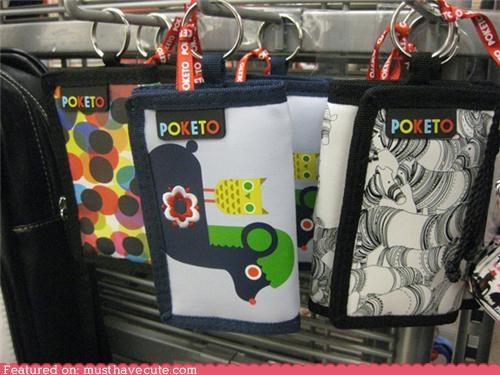 accessories accessory bag cute-kawaii-stuff kawaii Poketo - 3825733888