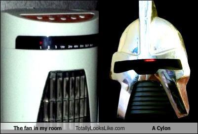 cylon,fan