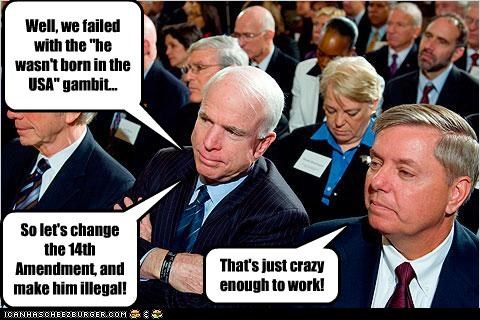 funny john mccain lolz republican strategy - 3828182016