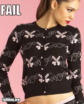 clothes failboat models p33n sweaters Things That Are Doing It - 3828525824