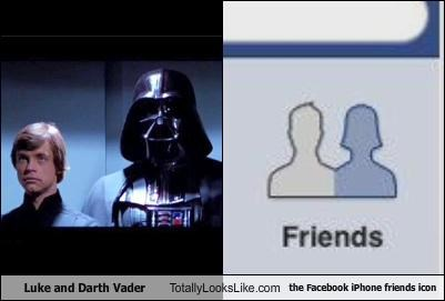 darth vader facbook Luke