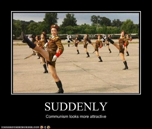 army,demotivational,funny,lady,lolz,soldiers