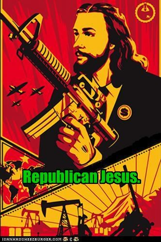 Republican Jesus.