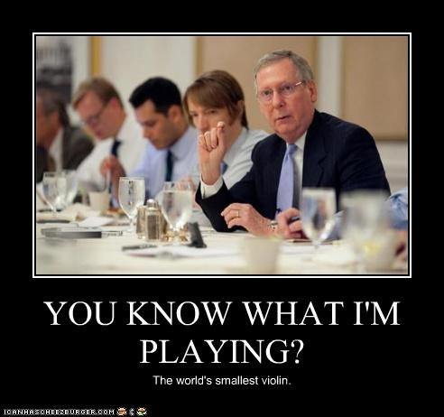 demotivational,funny,lolz,mitch mcconnell,republican