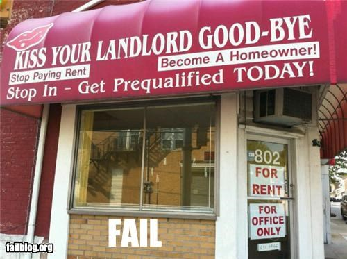 Landlord Fail