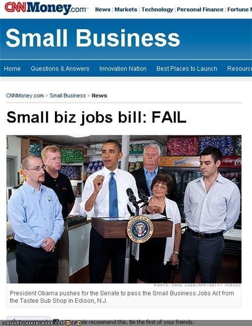 barack obama funny jobs news - 3842690048