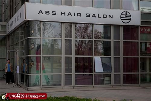 buildings business names hairstyle services
