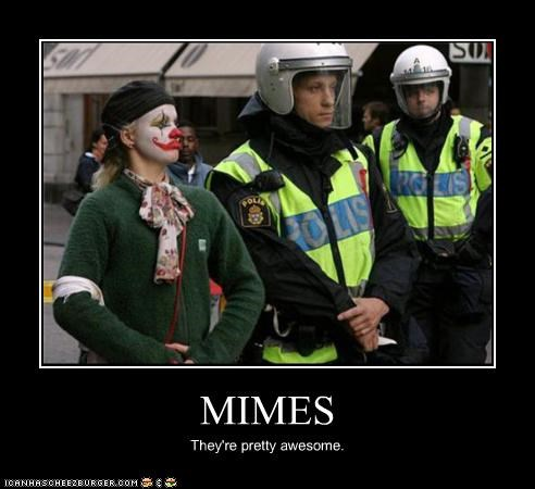 MIMES They're pretty awesome.