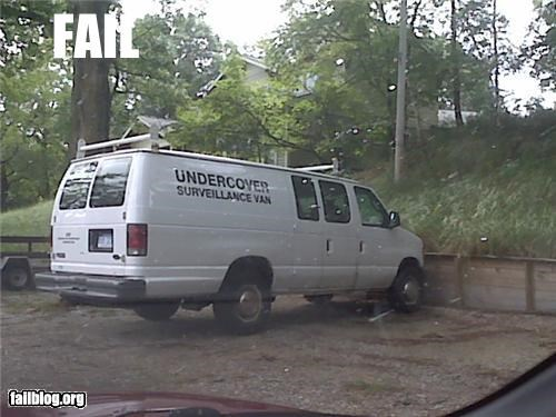 failboat,g rated,transportation,undercover,van