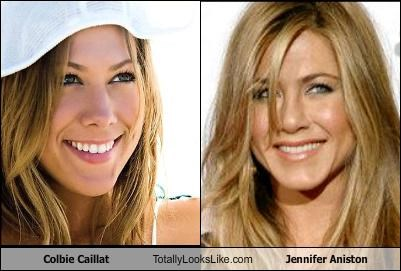 Colbie Caillat jennifer aniston