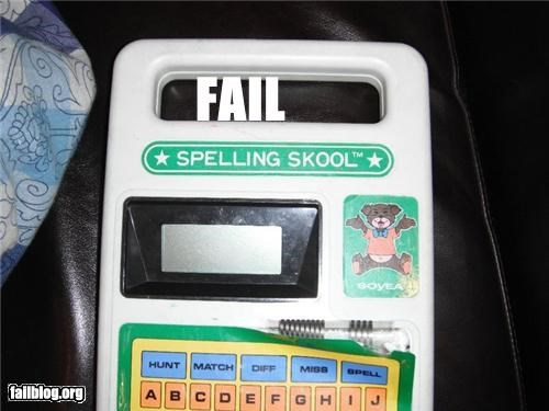 educational failboat g rated school spelling toys - 3844746240