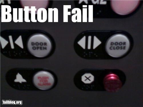 buttons elevator failboat labels - 3846099200