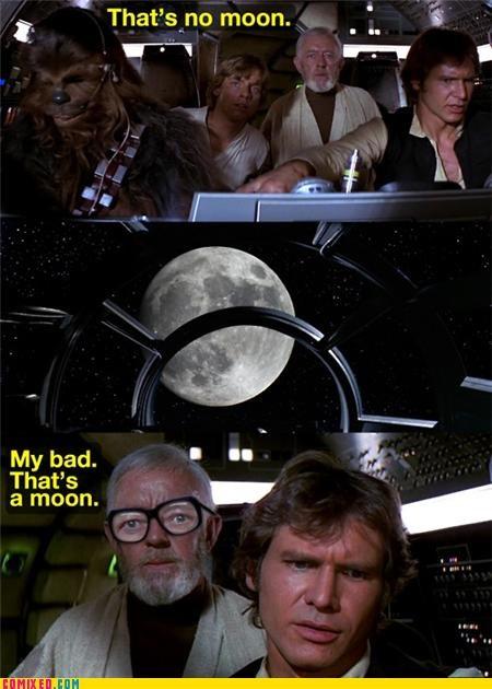 Death Star medicine moons obi won star wars - 3846504704