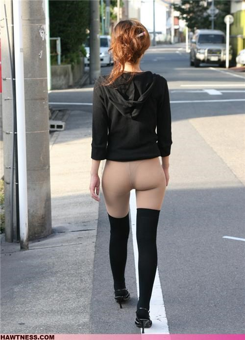 Pantyhose do NOT Count as Pants