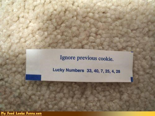fortune,fortune cookie,ignore previous cookie,Sweet Treats