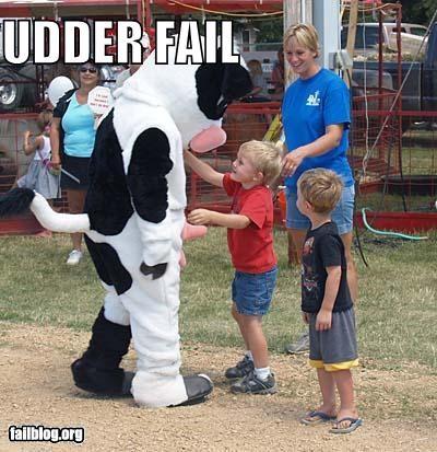 children costume cows failboat - 3849719552