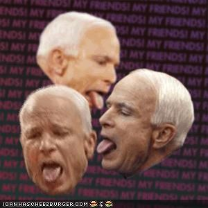 creepy gifs john mccain republican - 3850041344