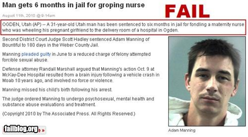 arrested Babies failboat fathers fondled hospitals news Probably bad News - 3850123520