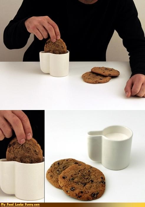 cookies dunking genius invention milk mug revolutionary - 3850245632