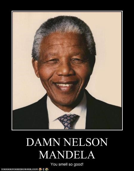 demotivational funny lolz nelson mandela - 3851625728