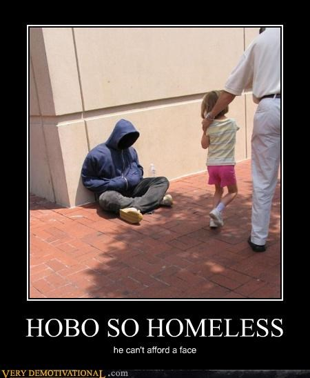 art children economy hobo homeless people in this economy no face scary Terrifying - 3853931008