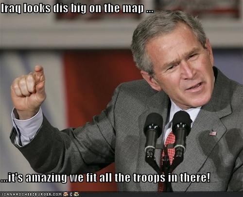 funny george w bush lolz president republican - 3854928128