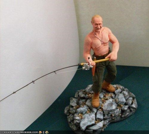 awesome cool toy Vladimir Putin vladurday - 3858061824