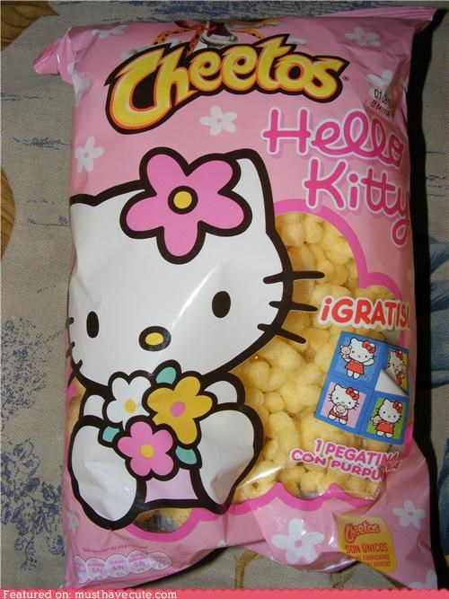 Hello Kitty Cheetos - 3858071040