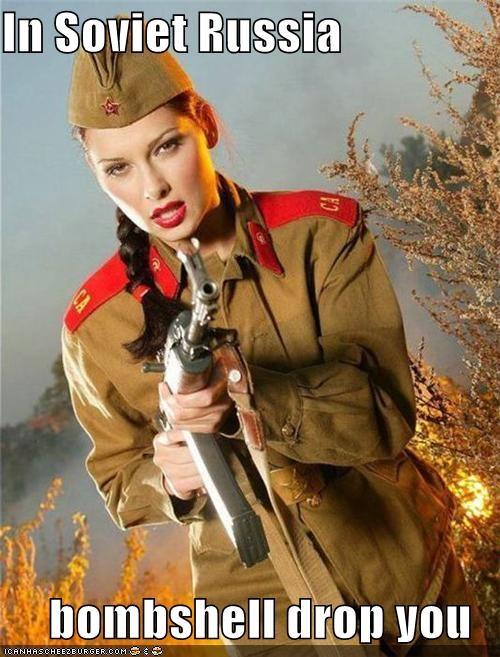 funny lolz propoganda sexy soldier - 3859280896