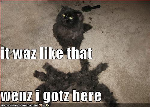 it waz like that wenz i gotz here