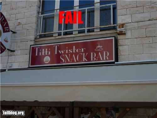 bar business name failboat innuendo restaurant - 3861791744