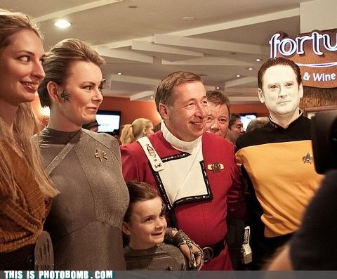 awesome Celebrity Edition convention shatner Star Trek win