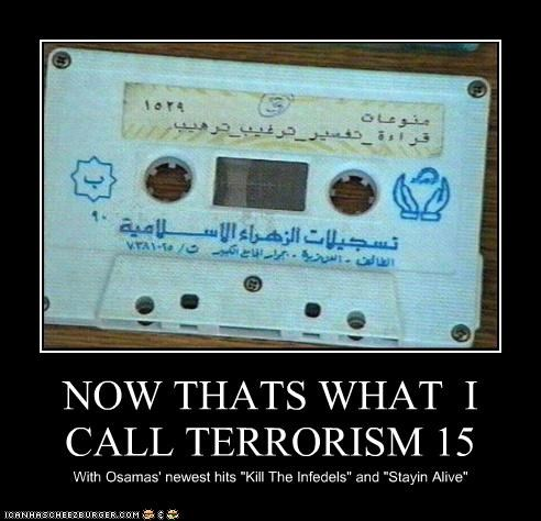 demotivational funny lolz Osama Bin Laden terrorism