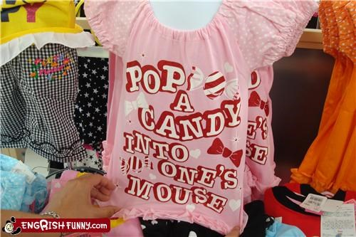 candy clothes kids mouse - 3862649856