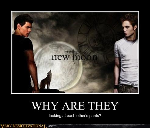 edward cullen fashion idiots Jacob pants twilight vampires wolves wtf - 3863570944