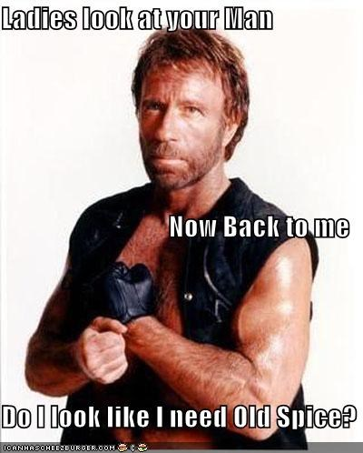 celebrity-pictures-chuck-norris-old-spice lolz - 3867047424