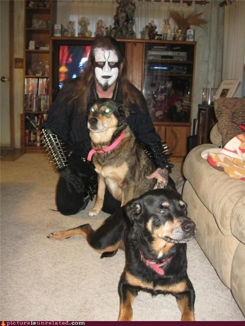 death metal dogs Photo rock