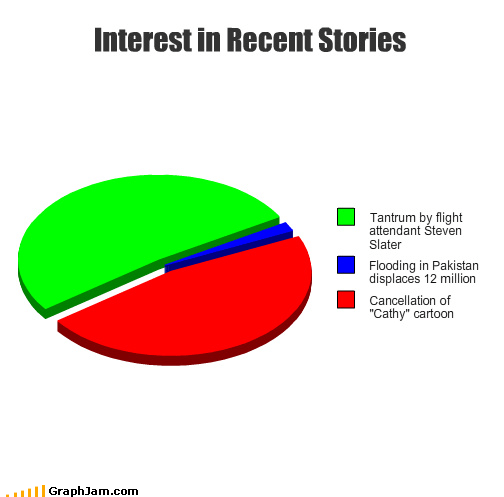 news Pakistan Pie Chart shallow tragedy