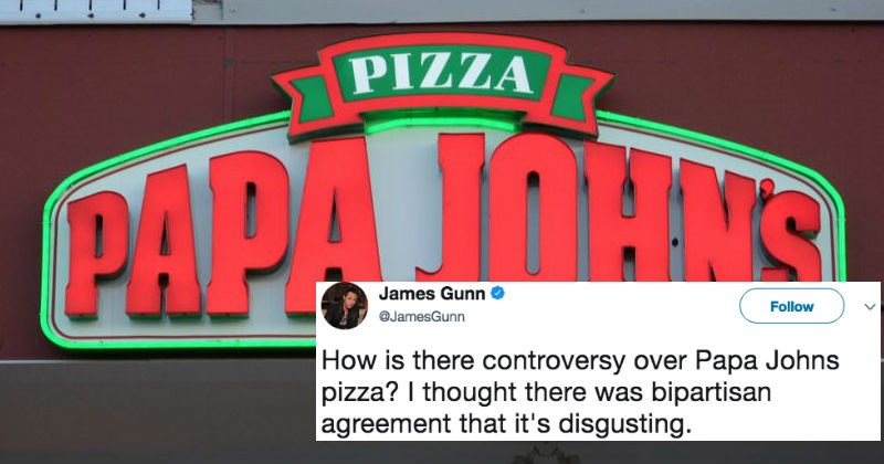 Papa John's gets roasted by people on Twitter after blaming their poor sales on the NFL protests.