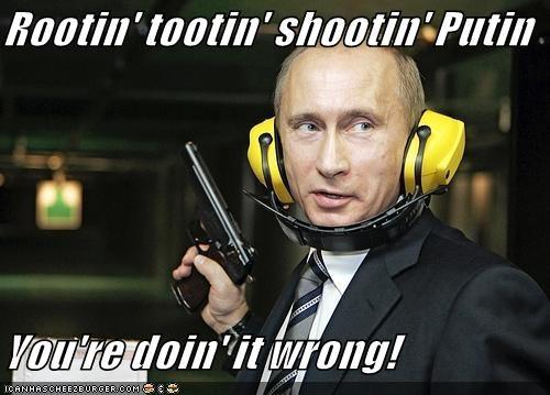 funny lolz Vladimir Putin vladurday - 3868861184