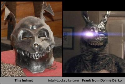 donnie darko frank helmet - 3869107712
