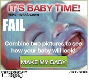 Ad Awkward baby blue eww faces failboat g rated picture - 3871788032