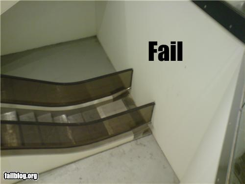 escalator,failboat,going nowhere,stairs