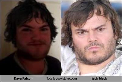 dave falcon,jack black