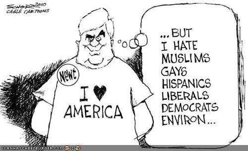 cartoons funny newt gingrich - 3873863936